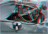 Racing Jaguar Cockpit