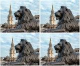 Trafalgar Square Landseer Lion