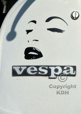 Vespa detail