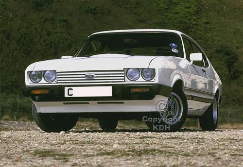 Ford Capri Laser 1.6