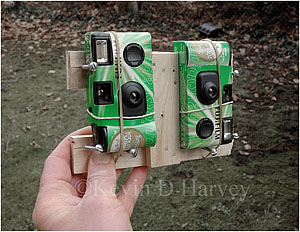 Single Use Stereo Camera.