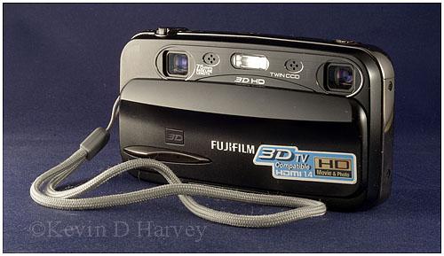 Fuji W3 Stereoscopic Camera