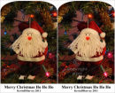 Happy 3D stereo Christmas