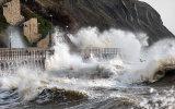 Storm Imogen 3 at Folkestone