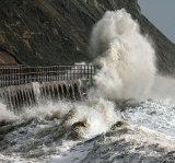 Storm Imogen 2 at Folkestone
