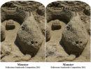 Sandcastle Monster.