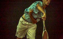 Images of Action - Tennis