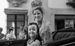 Spain Goyesca Corrida (10 of 10)BW