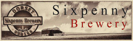 Sixpenny Brewery Bar Runner