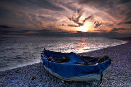 Chesil-Boat