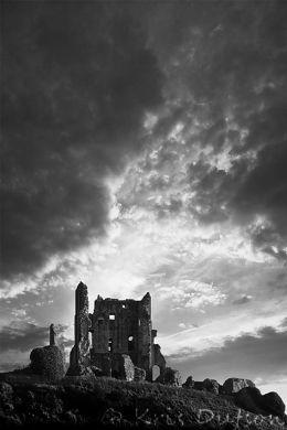 Corfe Castle - Mono