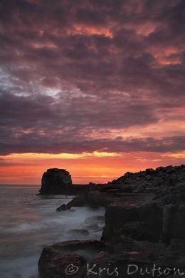 Pulpit-Sunset