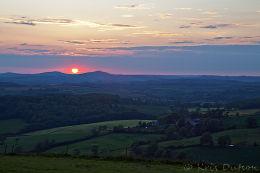 Eggardon Sunset