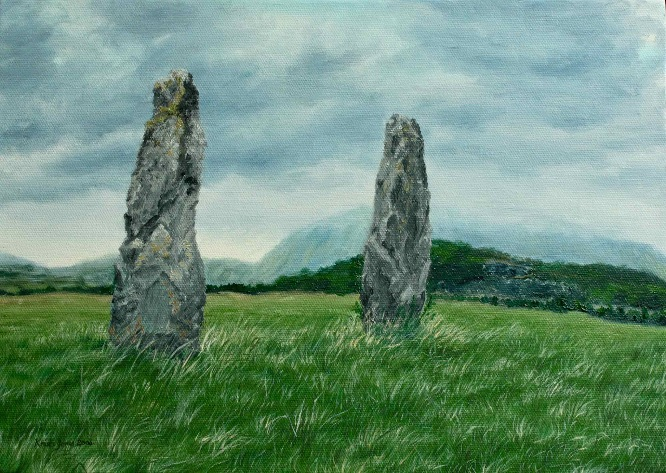 Anglesey Standing Stones