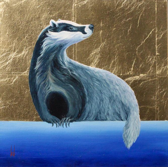 Golden Badger