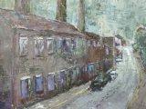 Derelict factory, Burslem, Stoke -on-Trent