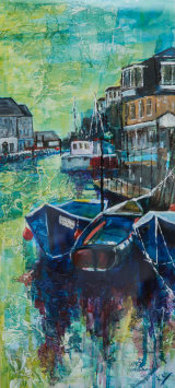 Boats at Looe