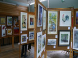 Exhibition at Masonic Hall, Chandlers Ford, Southampton