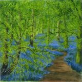 A Carpet of Blue the Wenallt