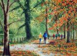 Autumn Walk Roath Park