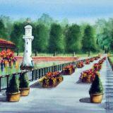 Early Morning Roath Park