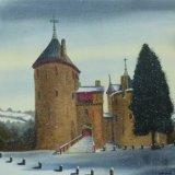 Winters Morn, Castell Coch