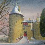 Castel Coch Winters Morn