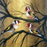 Gold Finches II