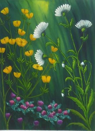 Buttercups & Daisies