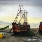 Old Trawlers Exmouth