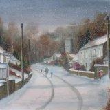 Winters Morn Lawrenny