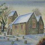 Church at St Lythans I