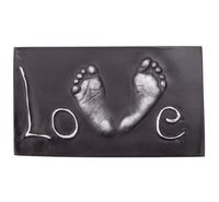 Unframed 2 D Love Plaque- £80