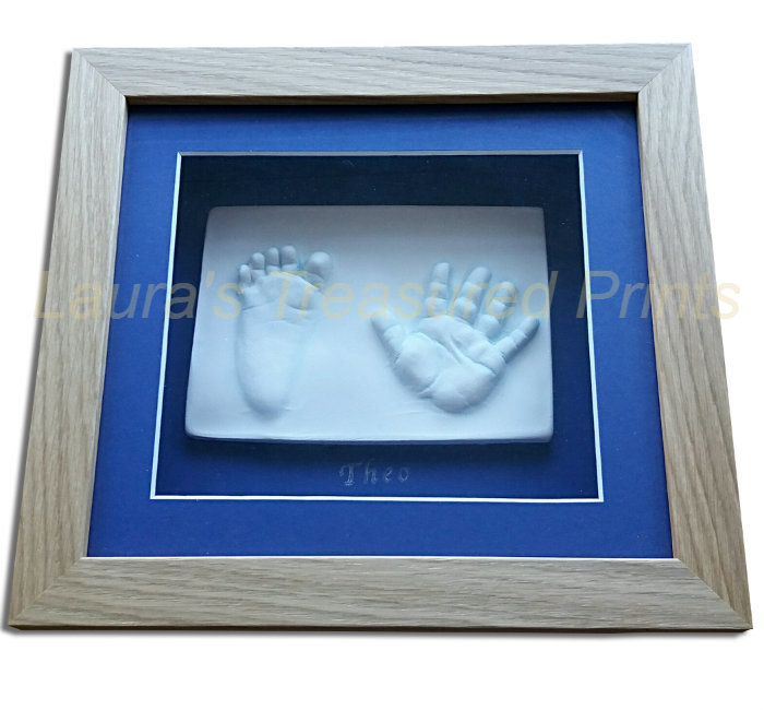 Double print in your choice of a high quality frame - £145