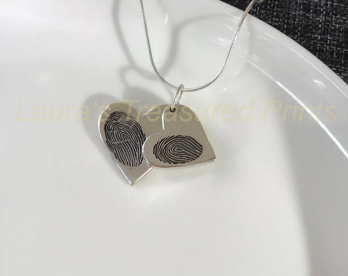 Foundry Cast Ink Print Jewellery