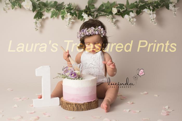 Cake Smash- Lucinda's Photography