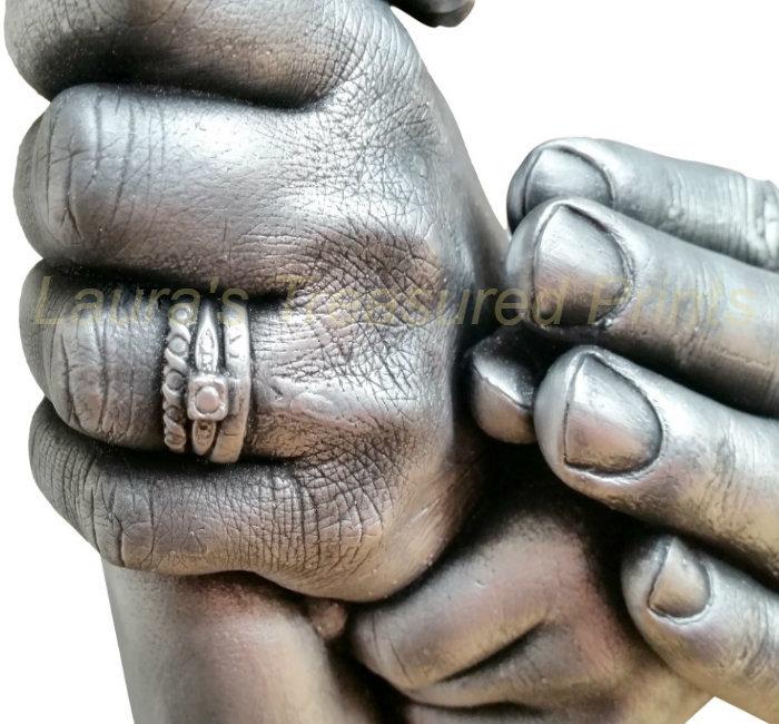 Close- Up Hand 3D casts
