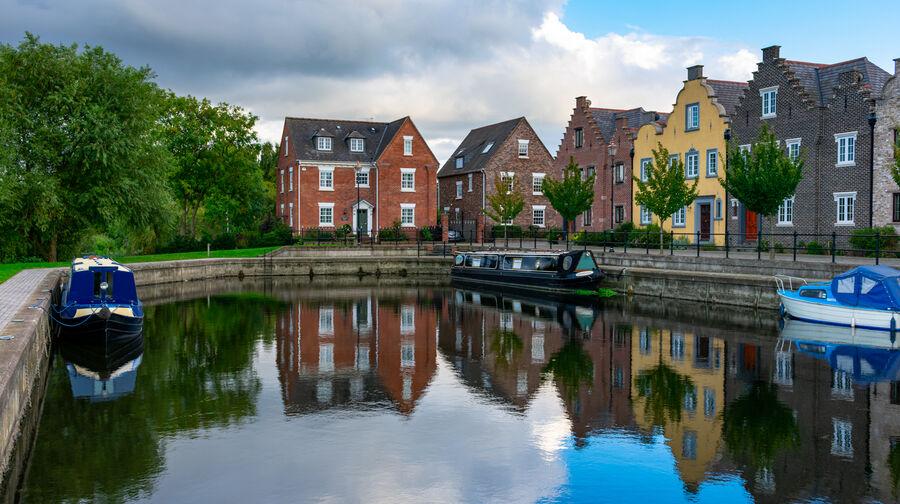 Home on the Canal - Matt Tilford