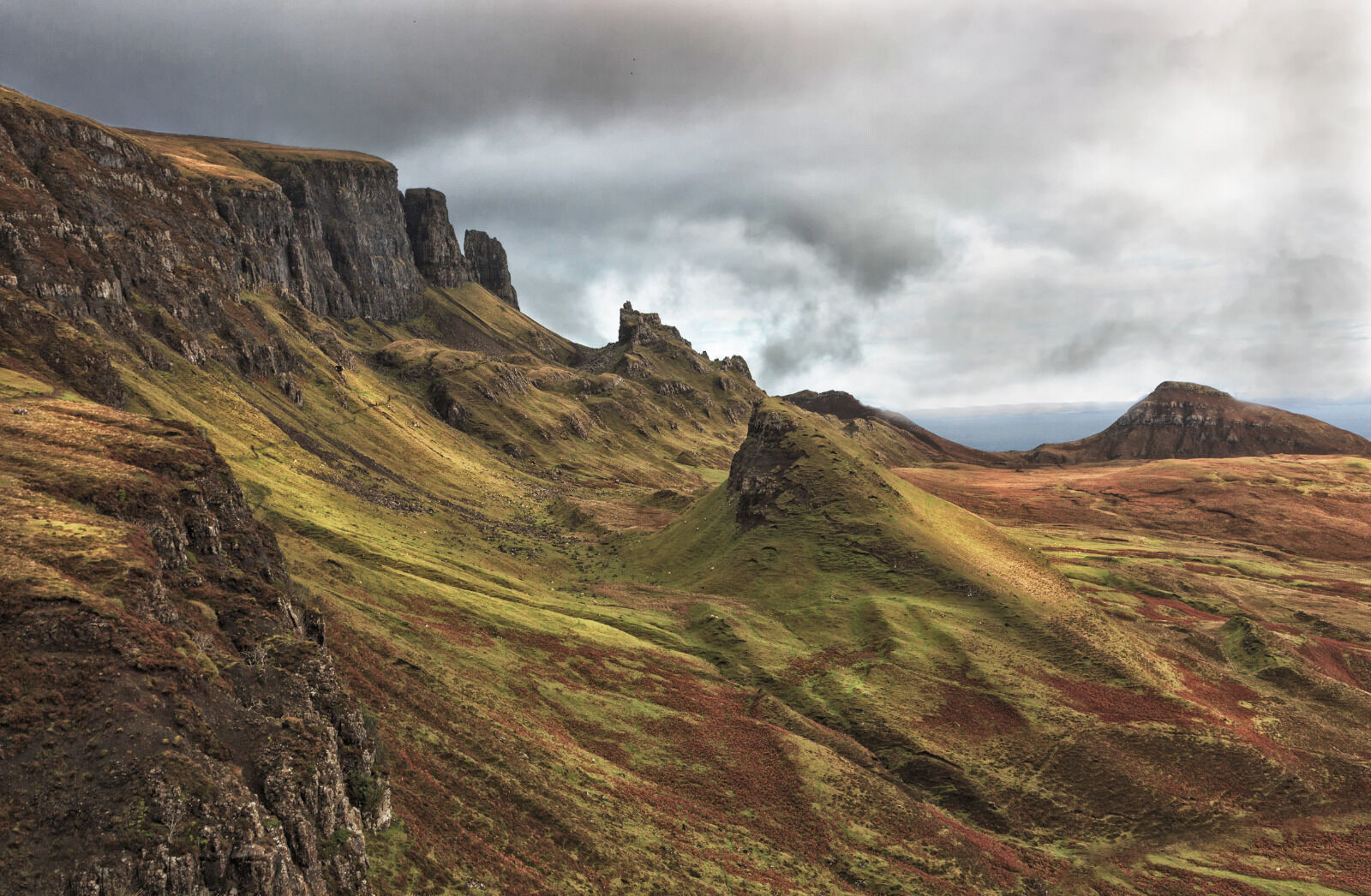Commended - The Quiraing - Jayne Hutchings