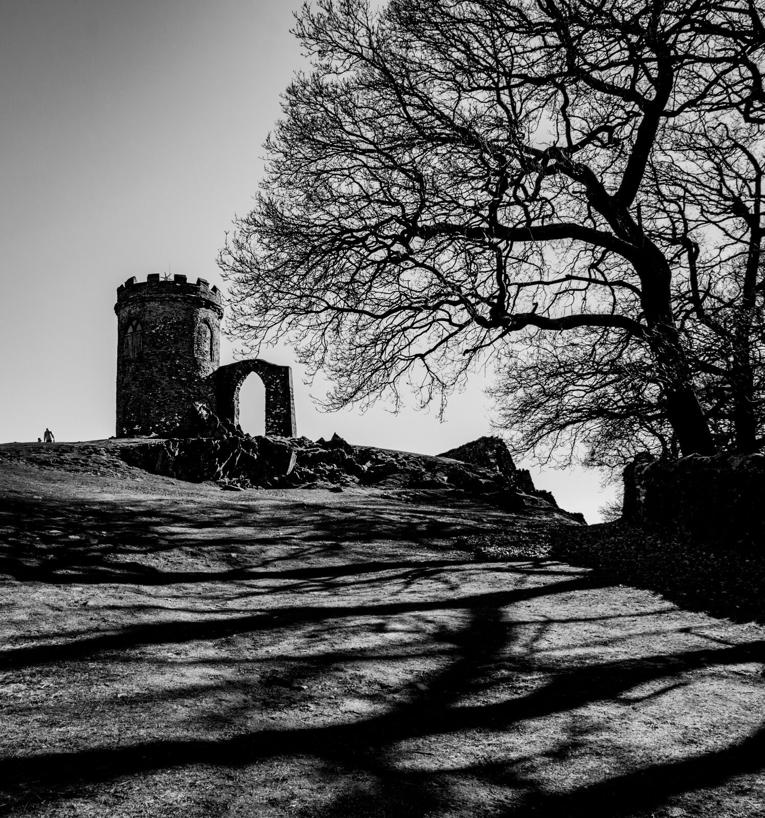 Group C - Commended - Shadows at Old John - Carrie Woodhead