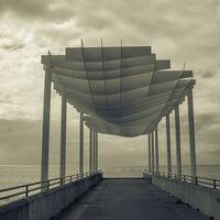 Napier Pier--Susan Giblett--1