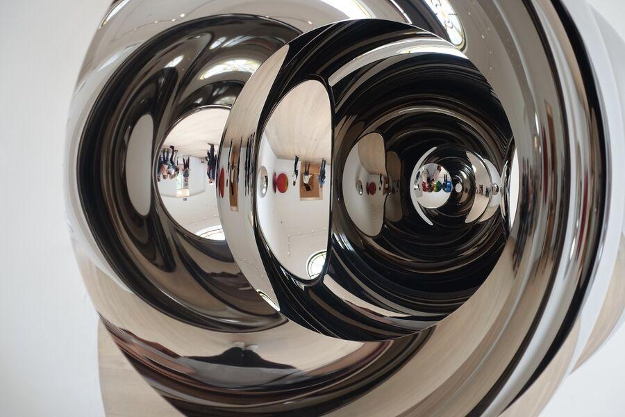 Through the Looking Glass - Megan Lockington