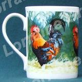 Cockerel Mug