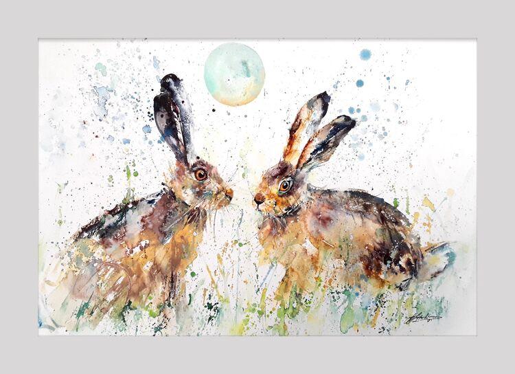 ' Blue moon ' £170