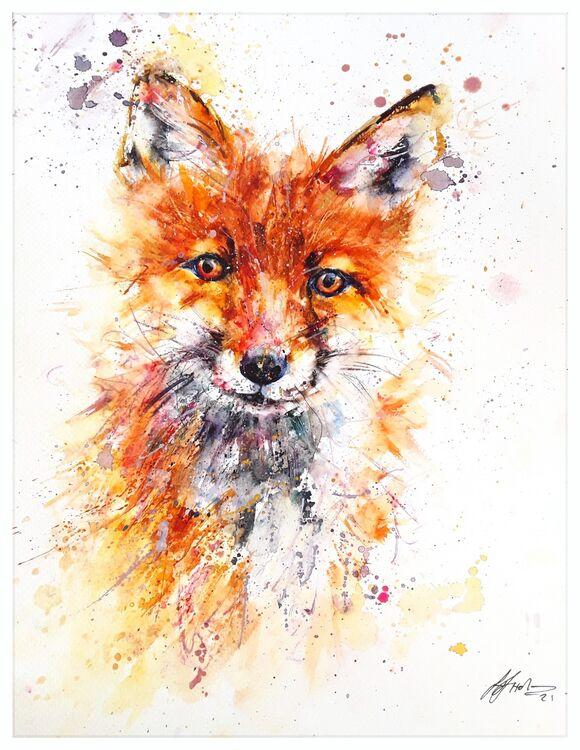 Red fox £200