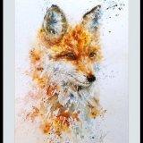""""""" Fancy fox """""""