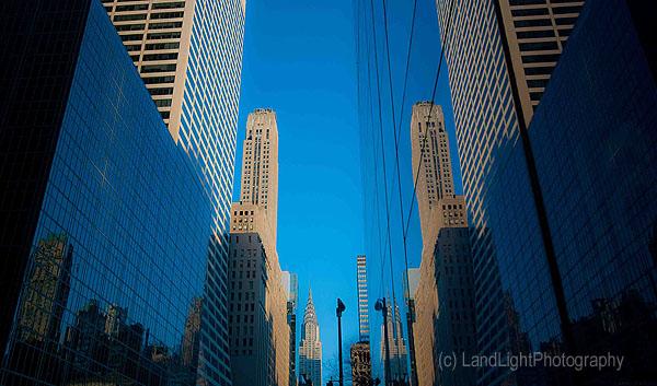 New York - Reflections