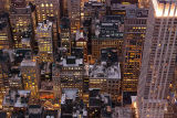 New York - City Scape at dusk