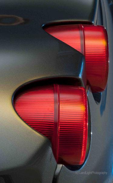 Ferrari 430 - Left Rear Lights