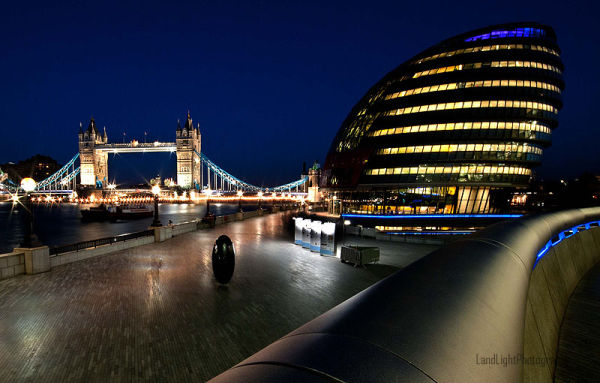 Tower Bridge & City Hall